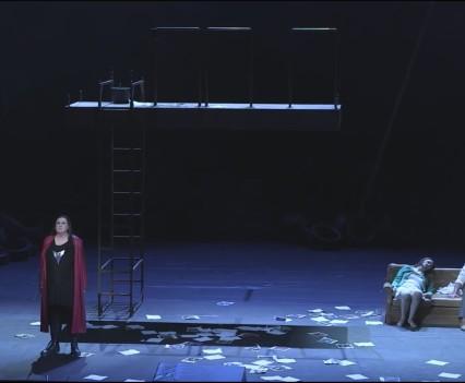 """Reference photo of """"Die Walküre"""" opera"""