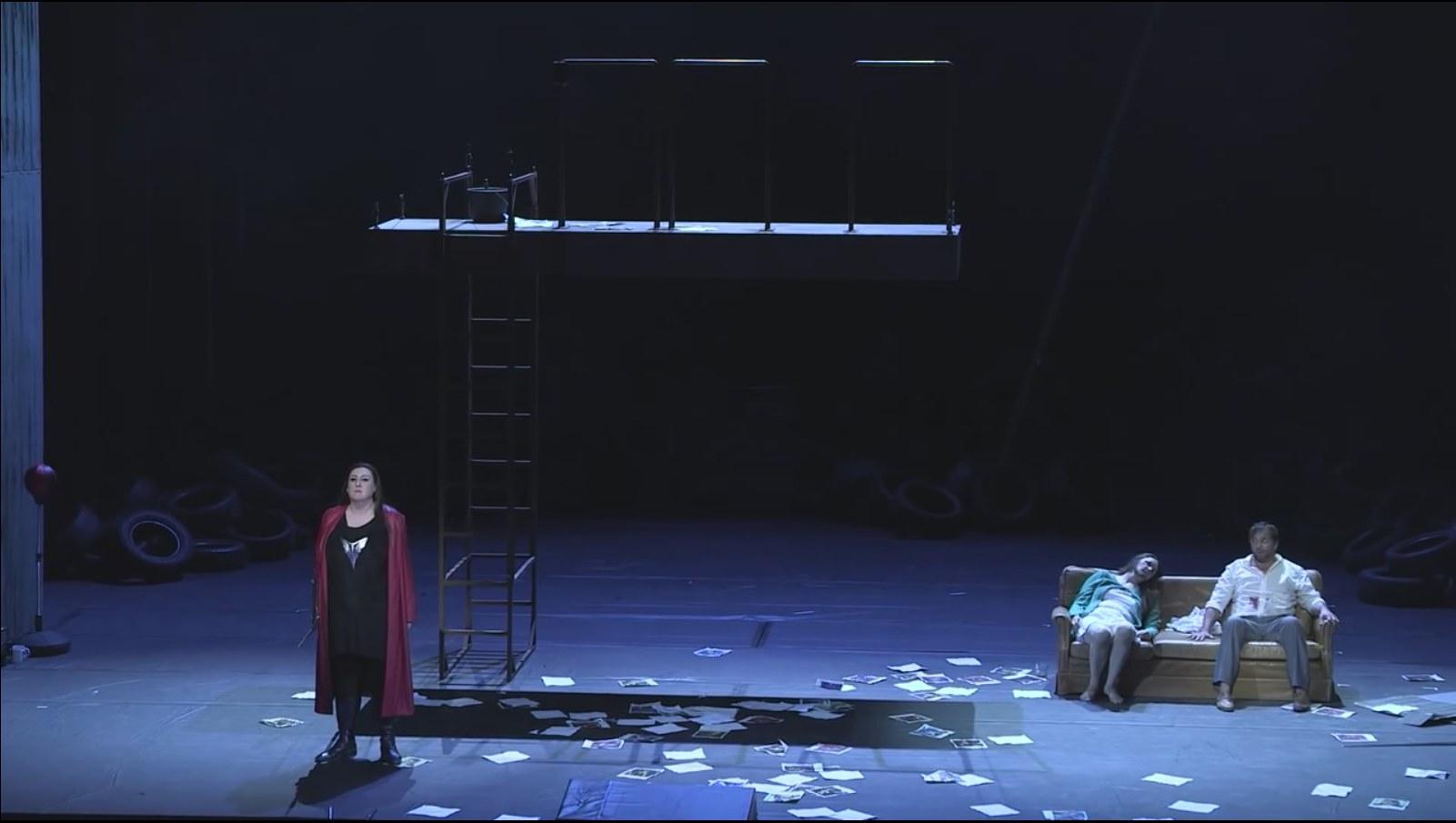 Staatstheater Nürnberg – upgrading the opera house | TRICKLABOR