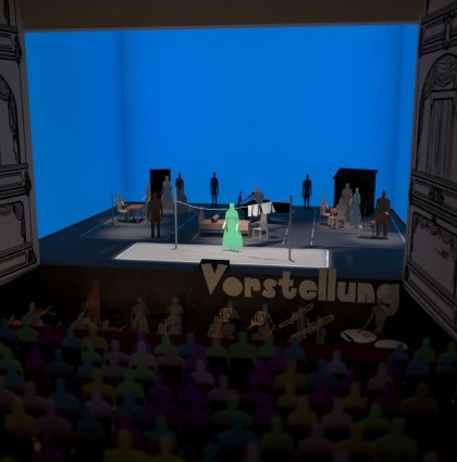 Staatstheater Nürnberg – upgrading the opera house