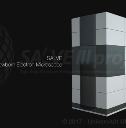 SALVE III – Sub-Angström Low Voltage Electron Microscope
